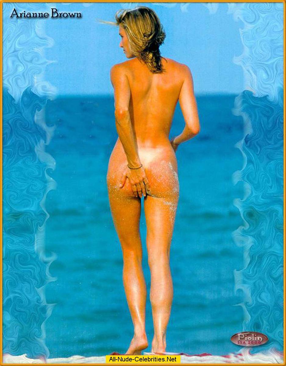 arianne zucker nude
