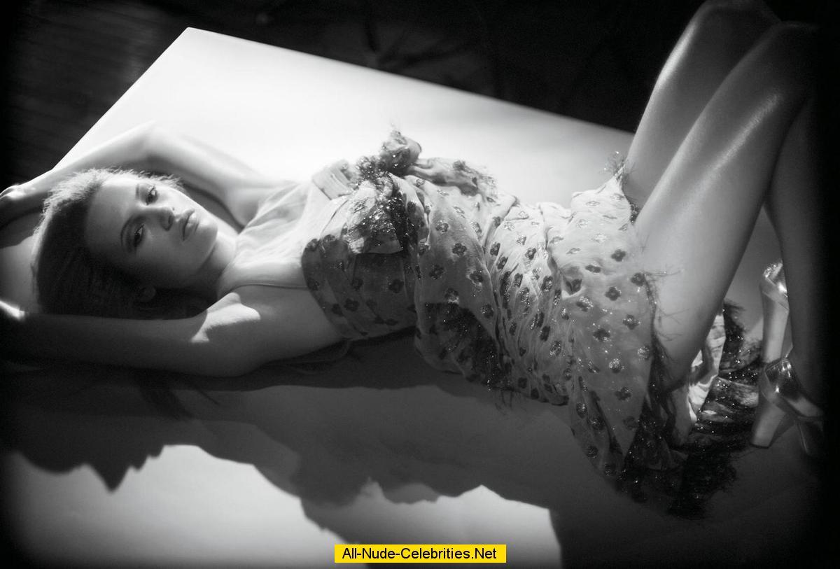 Mona Johannesson  nackt