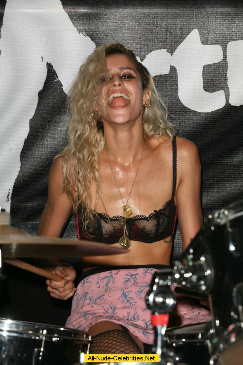 Alice dellal topless opinion you