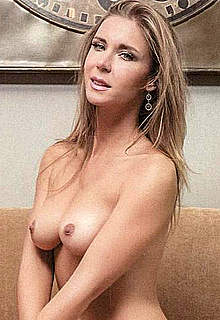 Barbara Islas shows nude tits and ass images