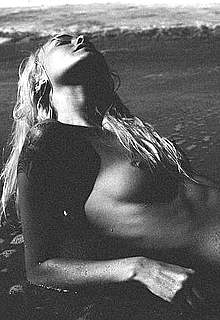 Bryden Jenkins topless black-&-white images