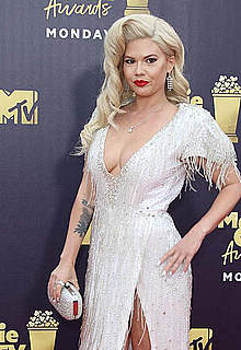 Chanel West Coast at 2018 MTV Movie & TV awards