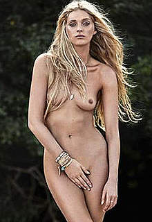 Elsa Hosk various nude photos from magazones