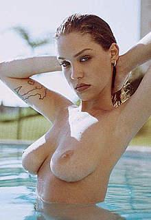 Busty Guadi Galano sexy and naked photoset