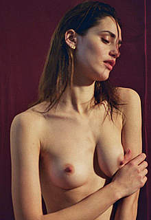 Iuliia Danko fully nude posing photoshoot