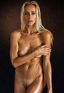 Jesse Golden fully nude posing photoset