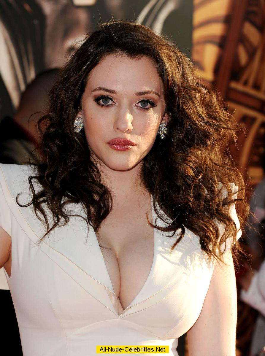 Consider, Hot kat dennings cleavage question