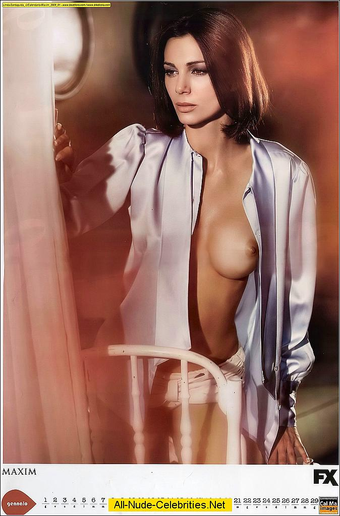 Linda Santaguida Nude 65