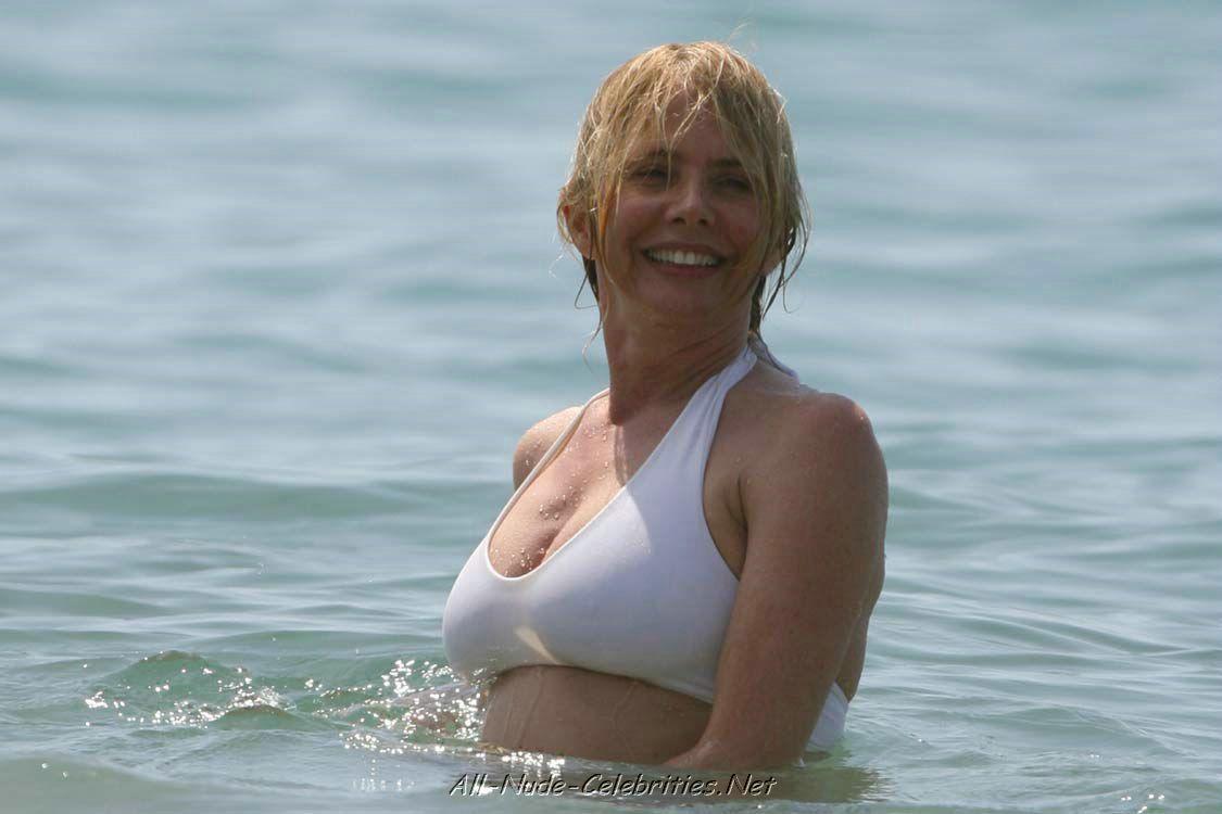 Rosanna arquette bikini mine the