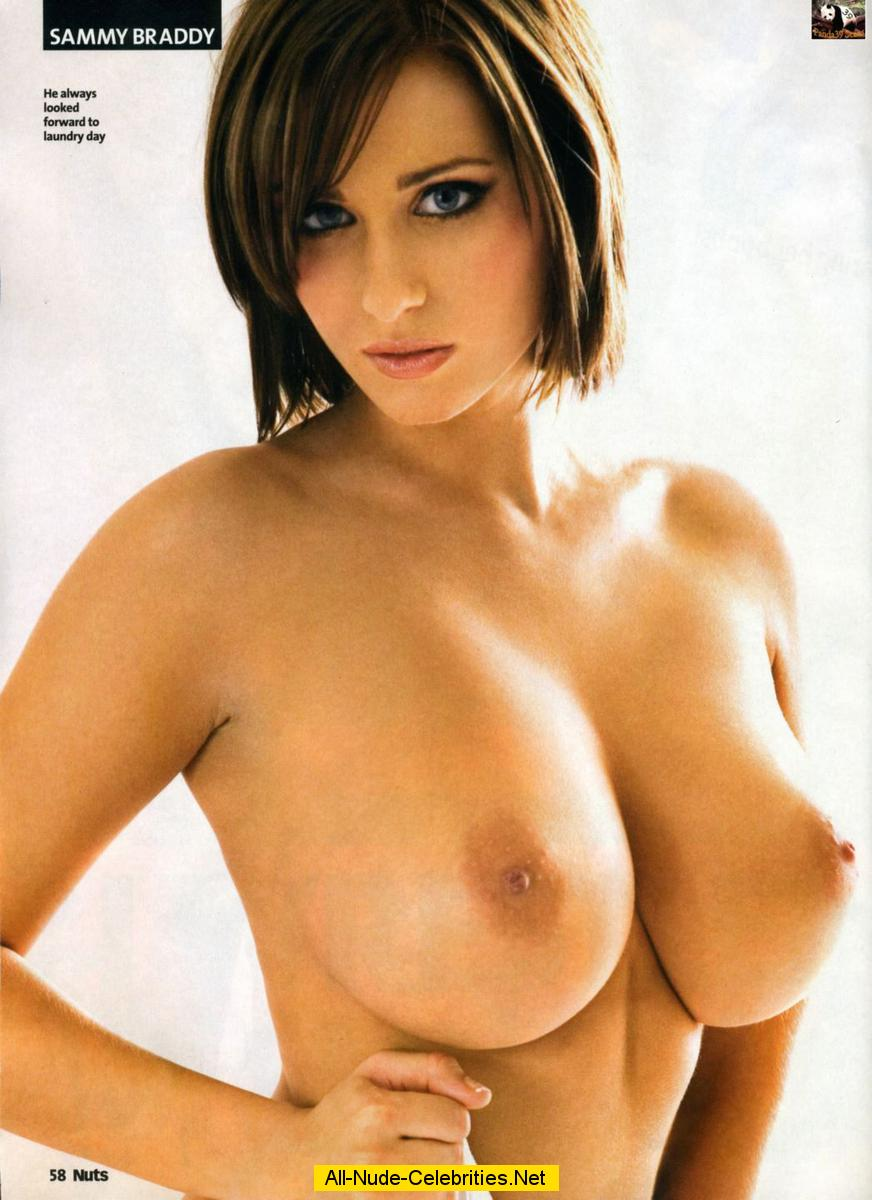 Sammy braddy nude remarkable