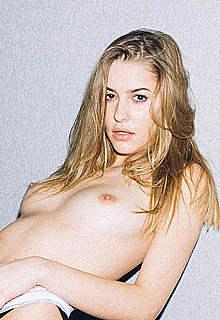 Sara Grabek sexy and topless posing photos