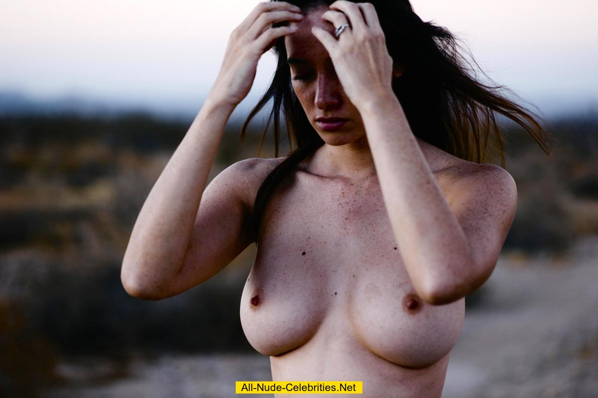 real nude images of annie wersching pussy