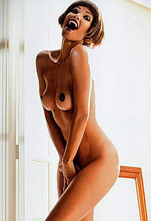 Miss France 2000 Sonia Rolland sexy and naked
