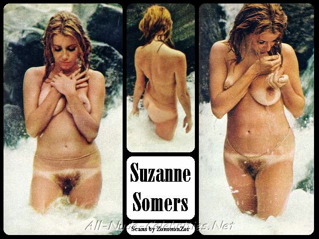 Speaking, opinion, Suzanne somers naked tits