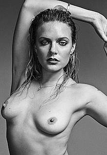 Singer Tove Lo sexy and topless posing photos